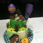 Oz cake by Chef Bren