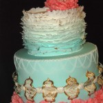 Cake show_blue and pink 2