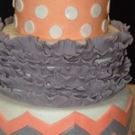 Cake show_chevron and polkadots