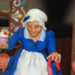 Hansel & Gretel old woman