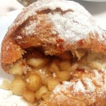apple beignet